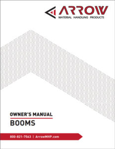 Booms Manual