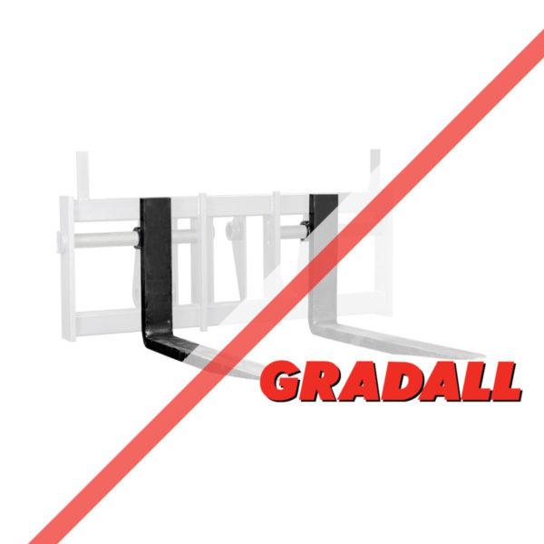 GRADALL Forks