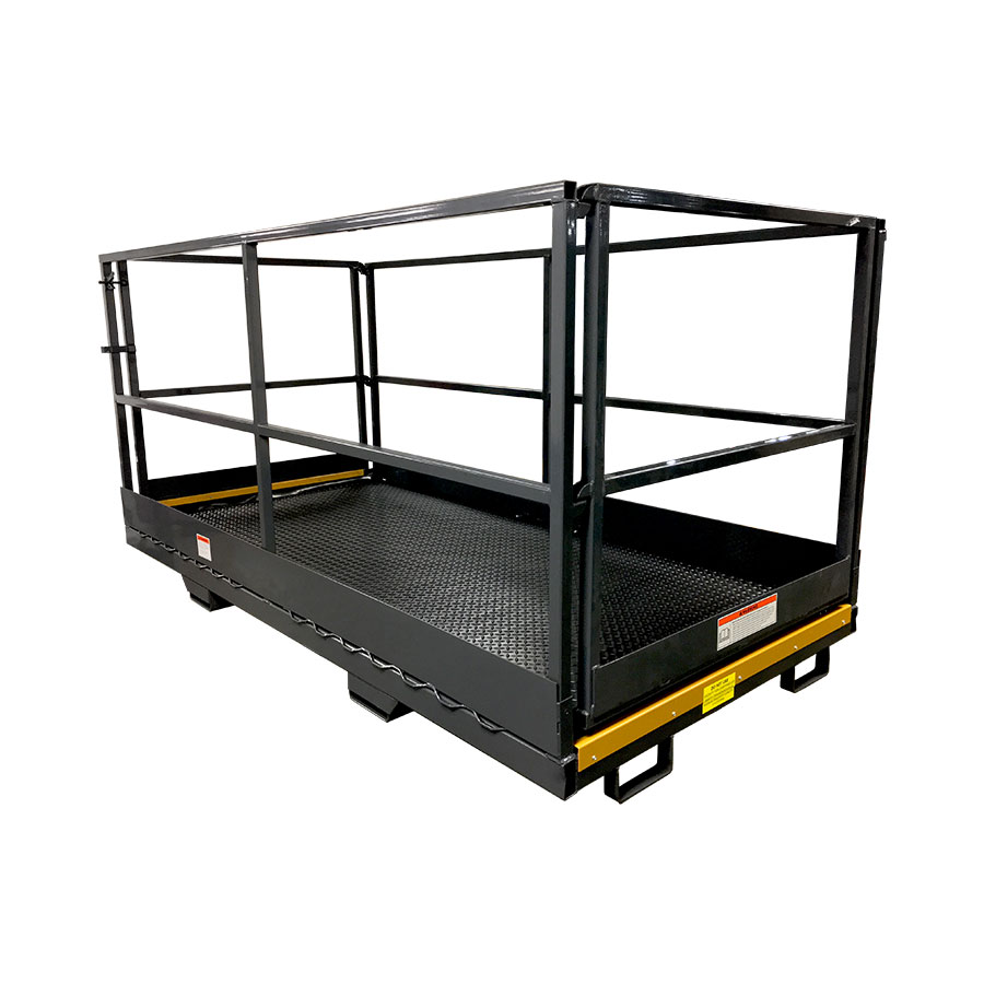 Work Platforms - Several Sizes and Configurations