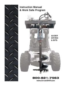 Auger Drive Manual