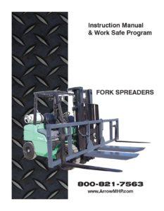 Fork Spreader Manual