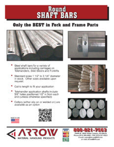Round Shaft Bars