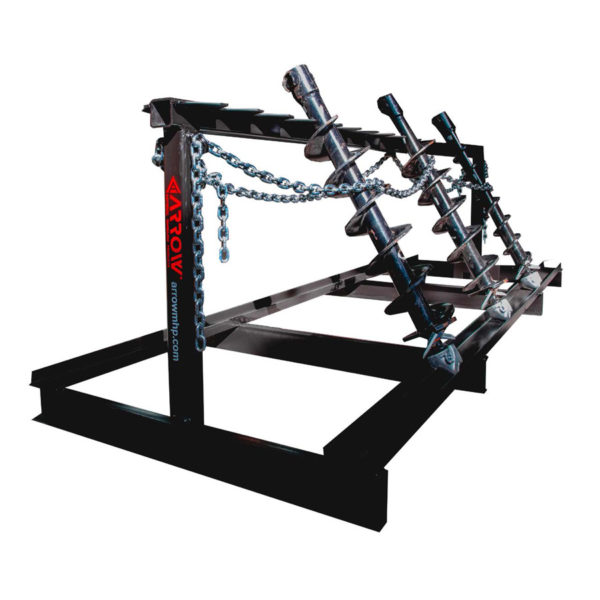 Arrow Auger Rack