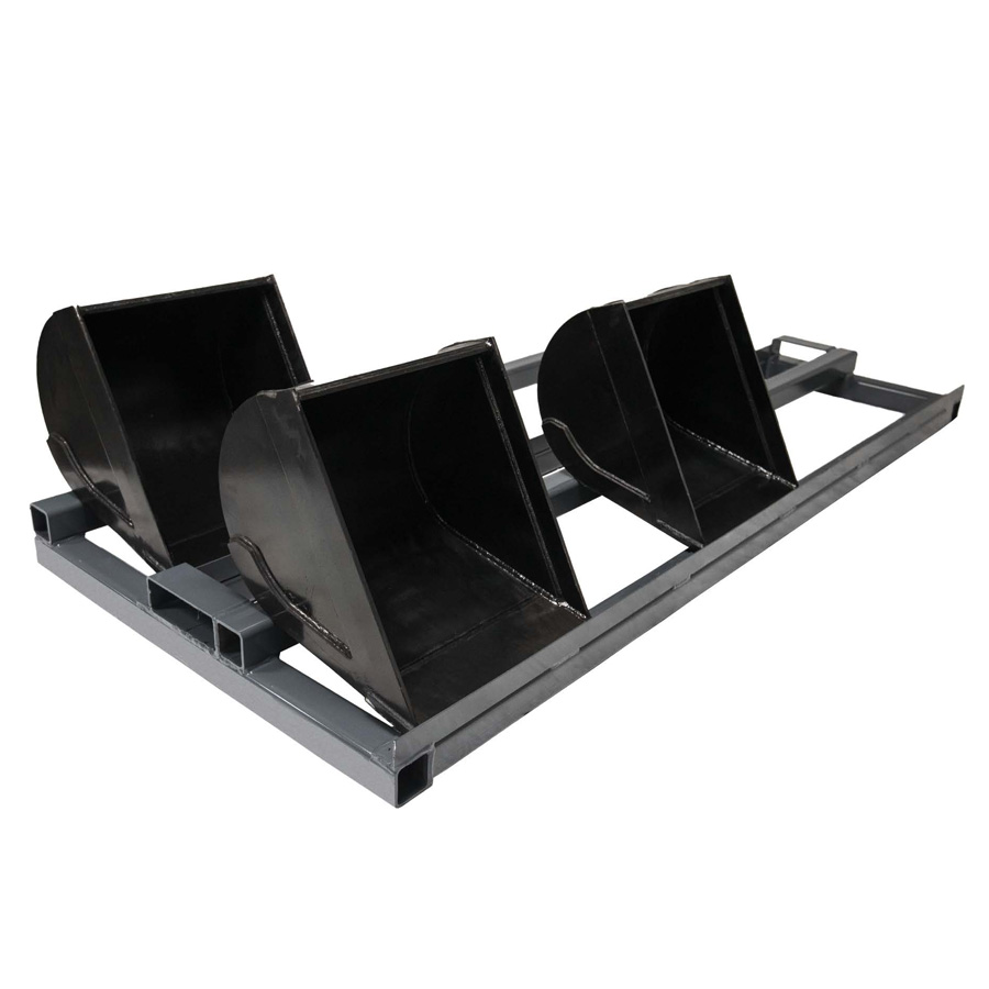 Arrow Excavator Rack
