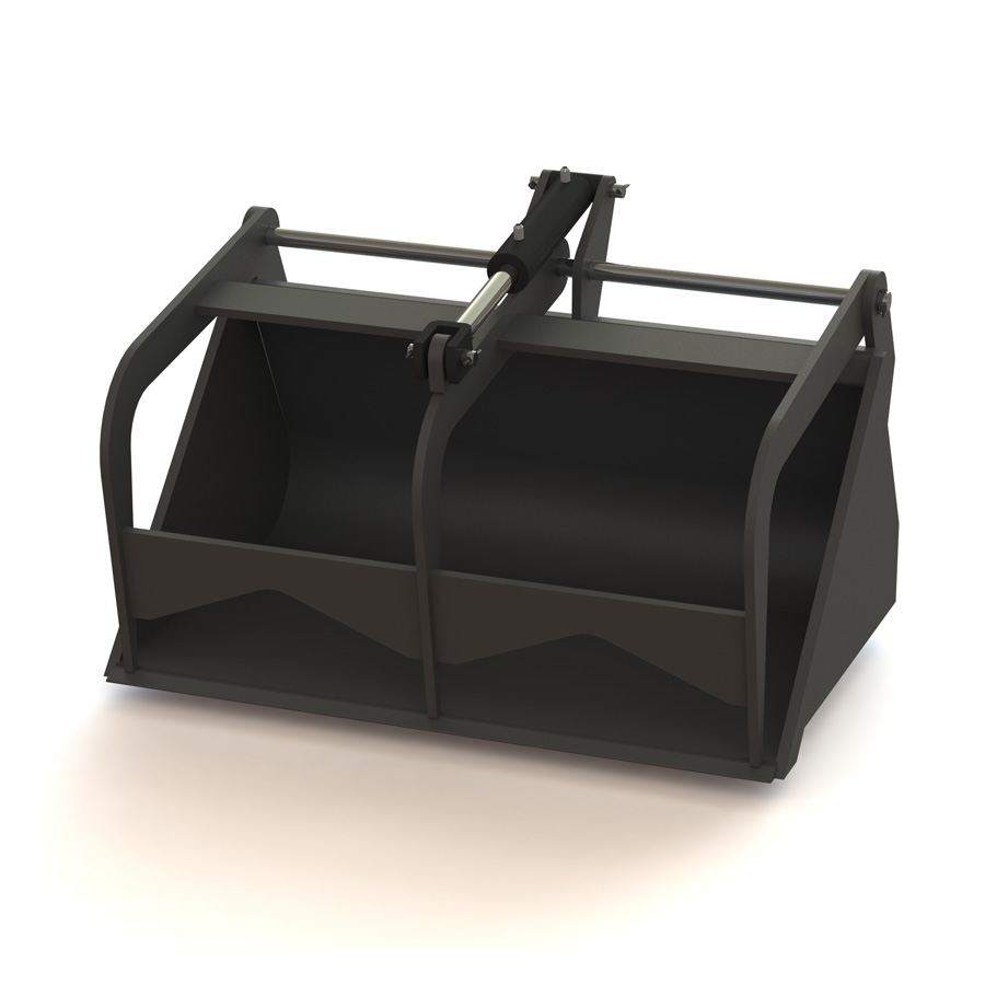 Arrow Compact Grapple Bucket