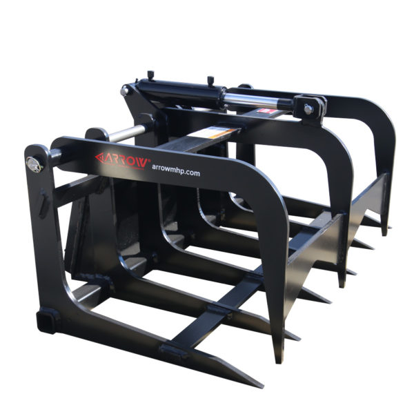 Arrow Skid Steer Grapple