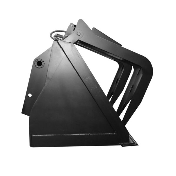 Telehandler Grapple Bucket